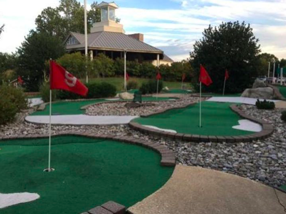 Hyatt Chesapeake Mini Golf Course