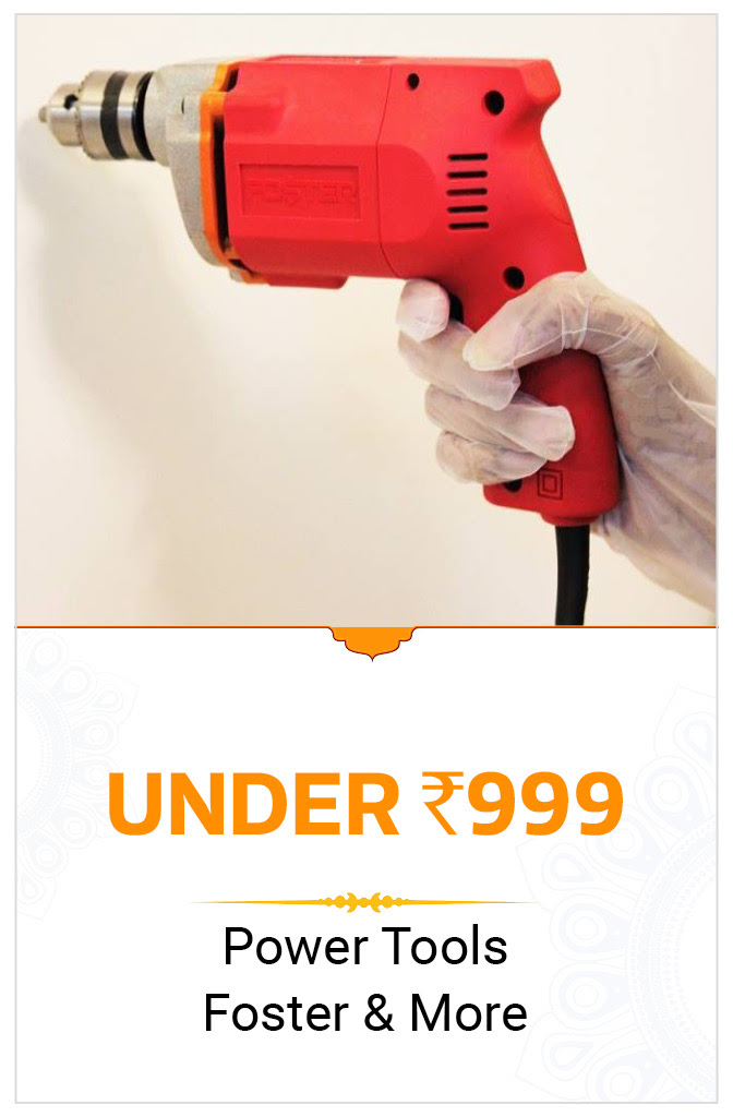 Power Tools Under 999