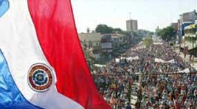 Paraguay en tensión por huelga general