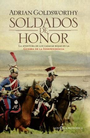 Portada de Soldados de honor