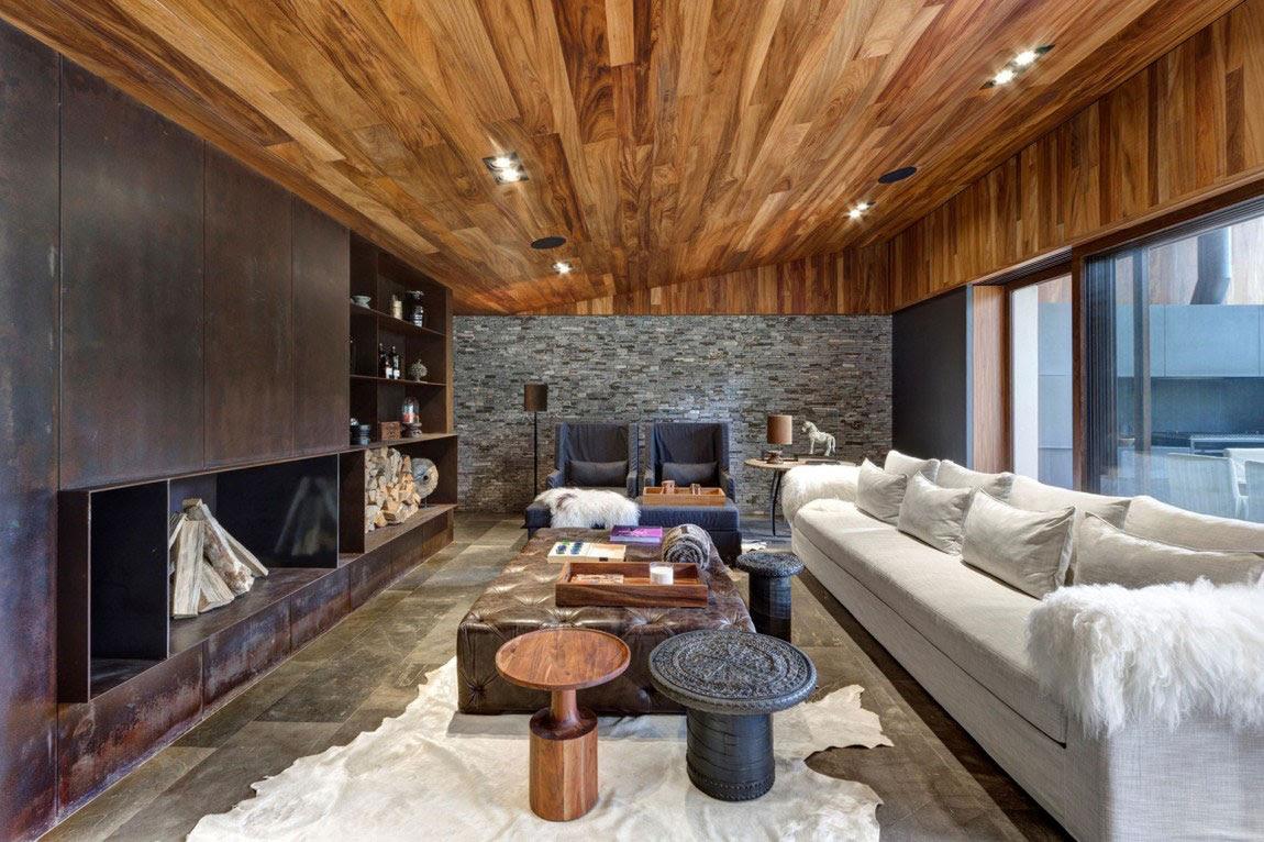 Όμορφη Casa ΜΜ με ένα σύγχρονο σχέδιο που δημιουργείται από τον Ηλία Ρίζο Arquitectos (10)