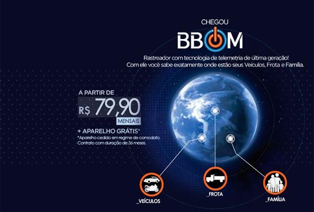 Site da BBom  (Foto: Reprodução/Internet)