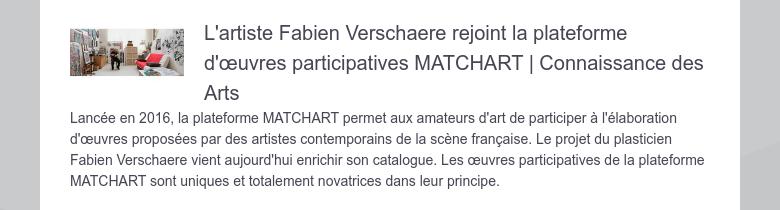 https://www.connaissancedesarts.com/art-contemporain/lartiste-fabien-verschaere-rejoint-la-platef...