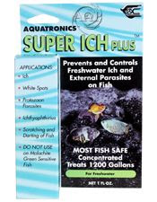 AAP Aquatronics freshwater Ich and parasite treatment