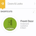 SmartThings is a start-up that lets users connect appliances and other home items, using a network.