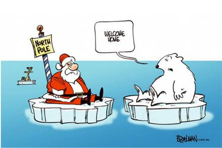 northpole comic 525.135501.213528 Peoples Climate March 9/21/14