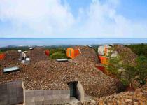 Immagine 1 - Ecco 10 esempi che mostrano come costruire delle case sulle rocce