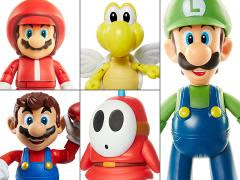 "WORLD OF NINTENDO 4"" FIGURE SERIES"