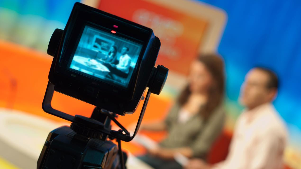 Lights, camera, #ACTION - The Today Show by Nor-Shipping
