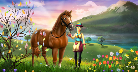 Star Stable Easter