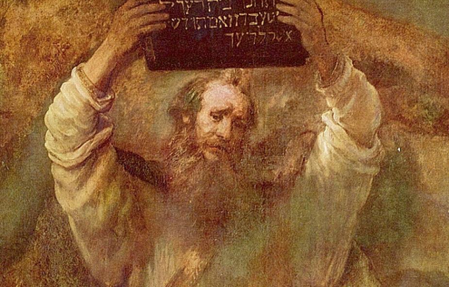 Znalezione obrazy dla zapytania: sługa mojzesz