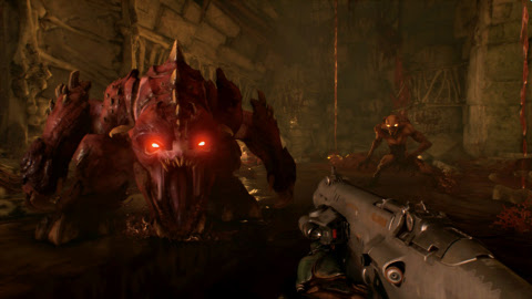 DOOM will be available on Nov. 10. (Photo: Business Wire)