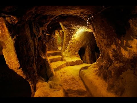 10 Ancient Underground Discoveries