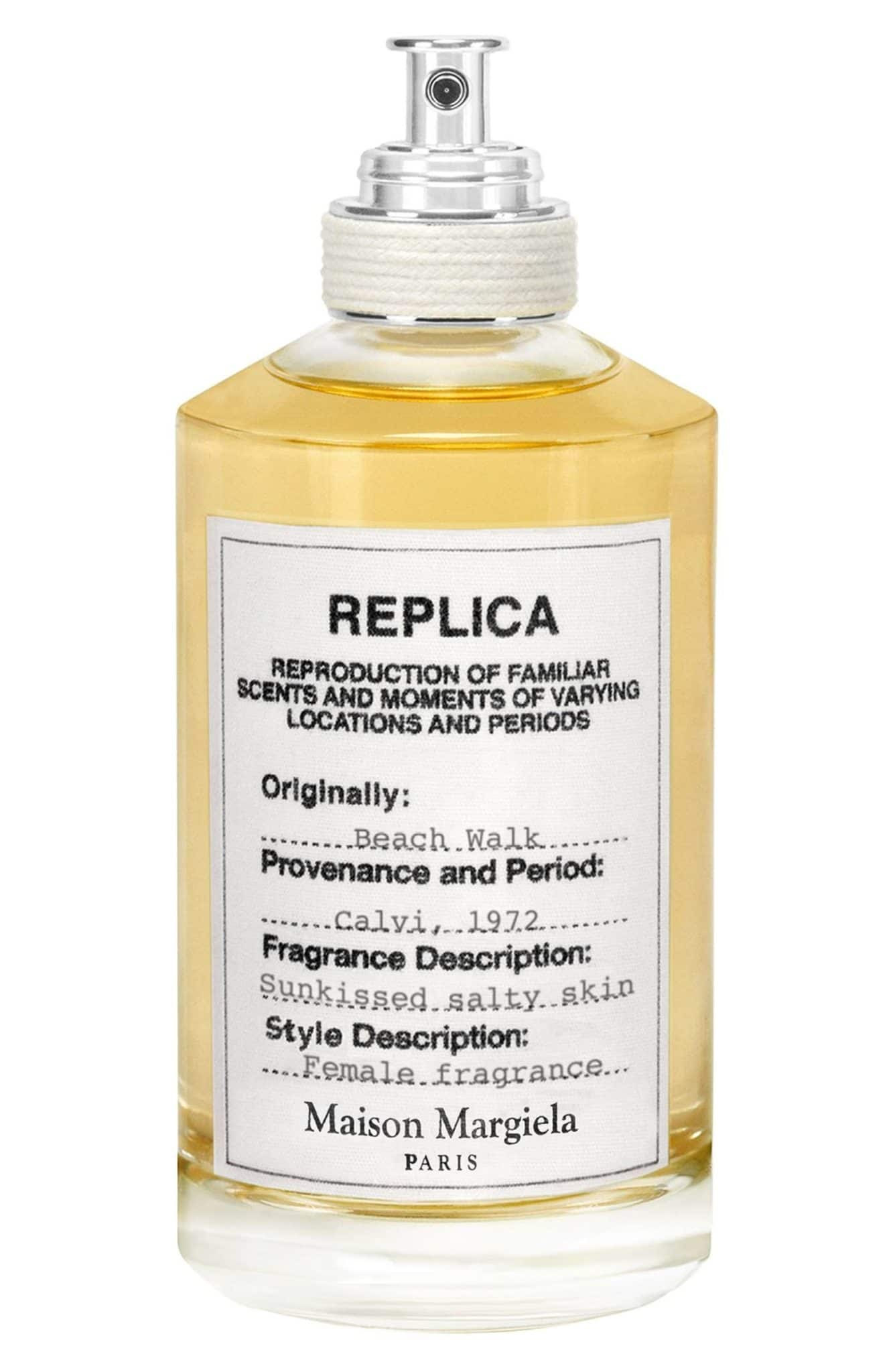 Replica 'Beach Walk' Summer Perfume 2019