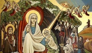 Merry Christmas in these days of the persecution of Christians