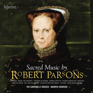 Parsons CD cover