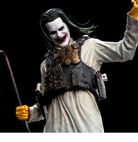 Zack Snyder's Justice League The Joker 1/4 Scale Limited Edition Statue