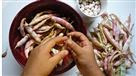 Jesse Batz shells shelly beans