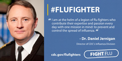 Meet CDC Flu Fighters