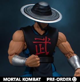 Mortal Kombat 2 VS Series Kung Lao 1/12 Scale Figure