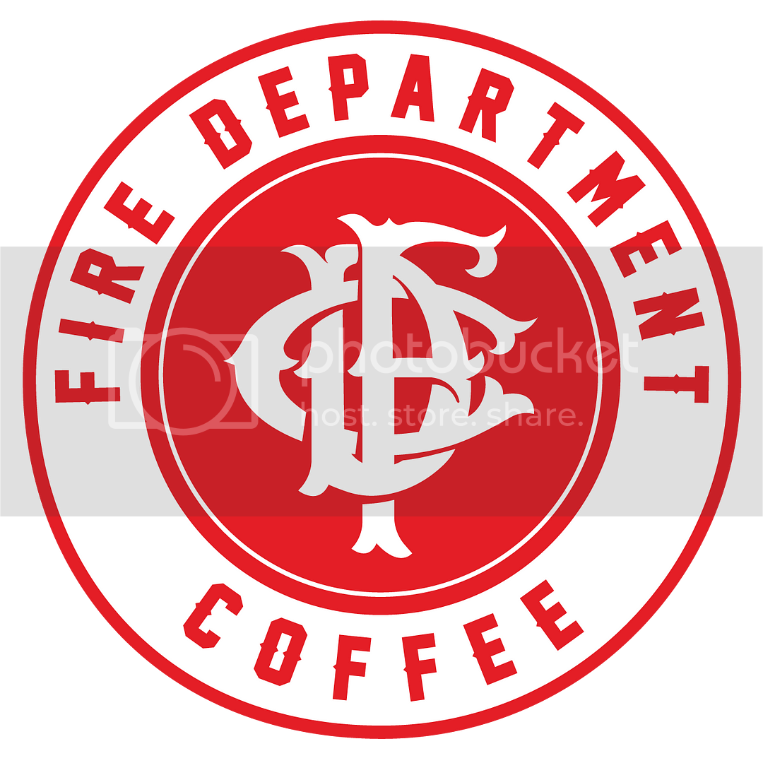 Work Hard, Sip Often with Fire Dept. Coffee