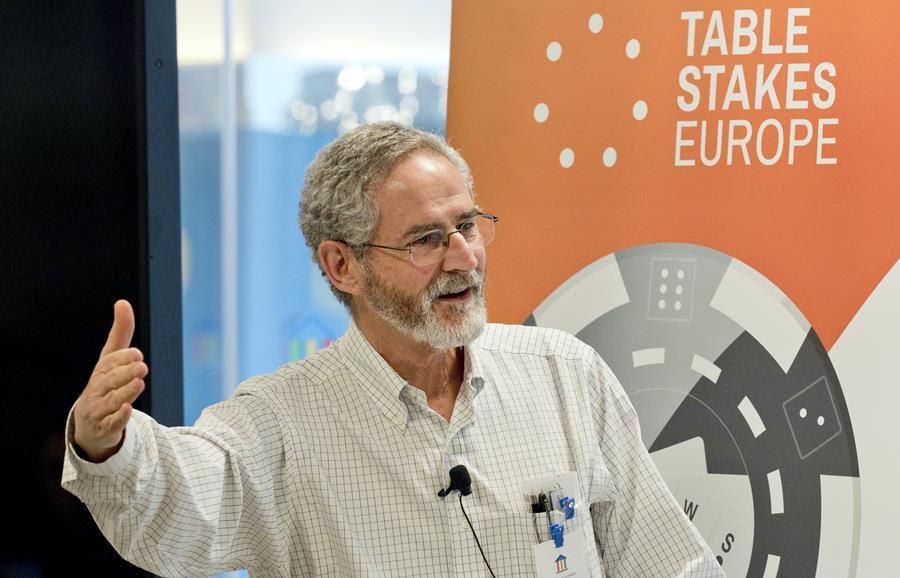 Douglas Smith, WAN-IFRA's Table Stakes Europe's Architect