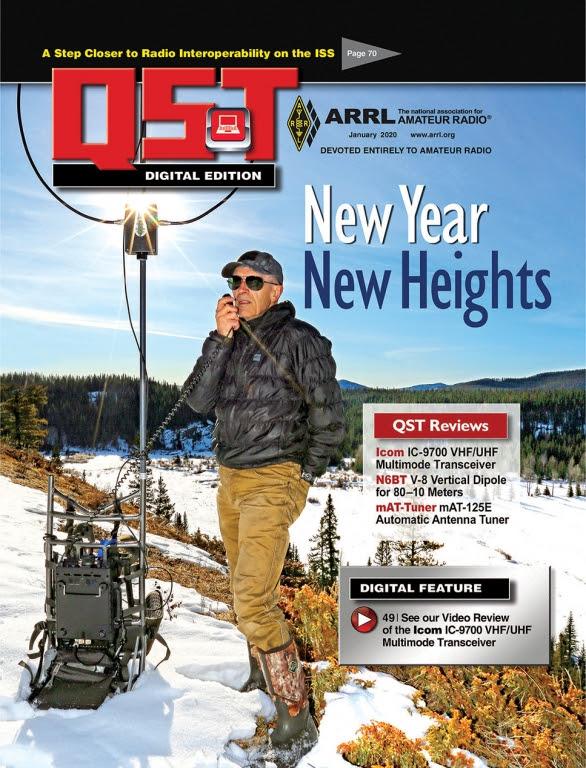 Digital QST 0120 Issue
