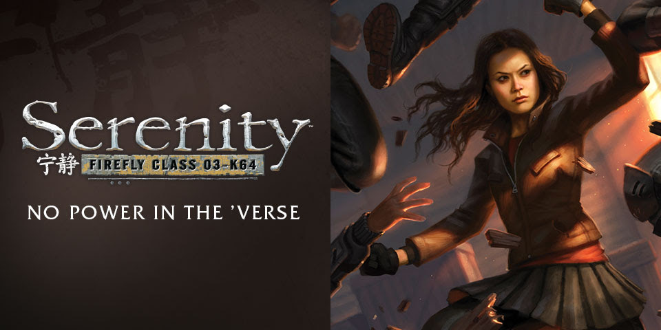 SERENITY: NO POWER IN THE 'VERSE #2