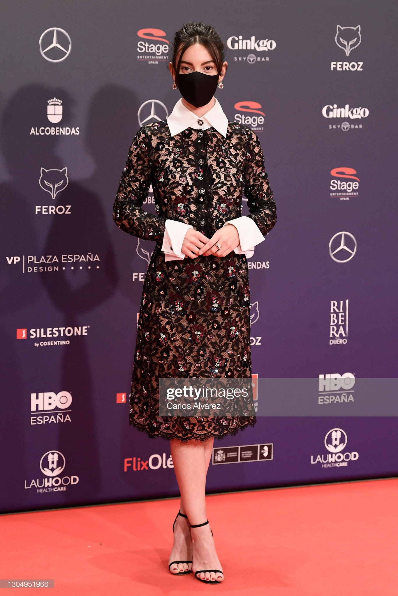 46b969dd 9647 40e3 9e50 a0d1e7065825 - Todas las celebrities que escogieron Jimmy Choo en los Premios Feroz 2021