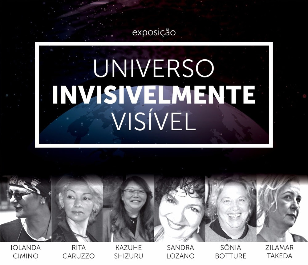 Exposição 'Universo Invisivelmente Visível', aberta ao público em Tatui