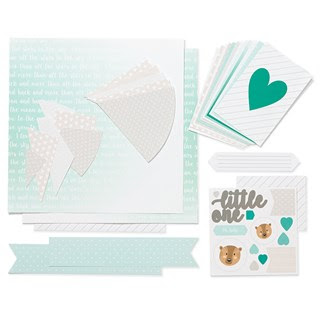 Cut Above™ Layout Kit - Little One