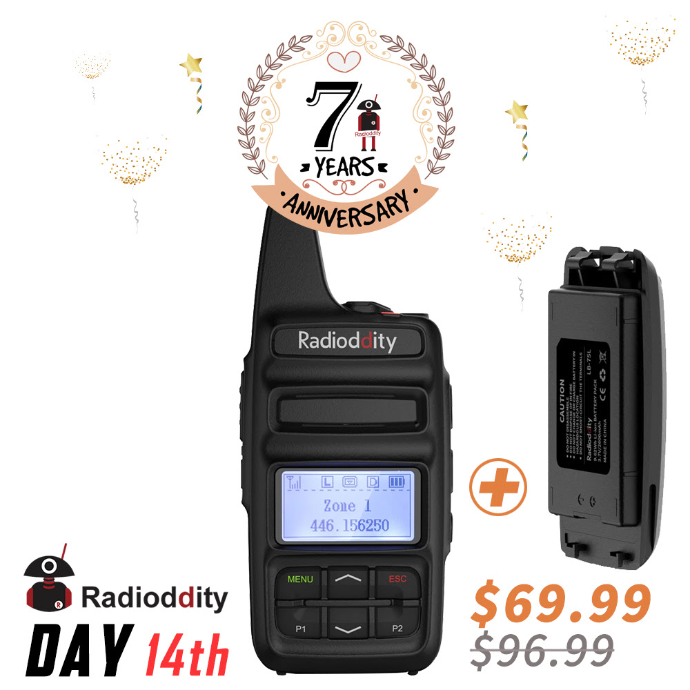 RADIODDITY GD-73 POCKET DMR