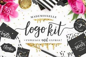 Mademoiselle + LOGO KIT & Extras!