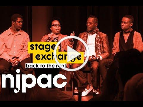 NJPAC Stage Exchange - Back to the real - June 23, 2017
