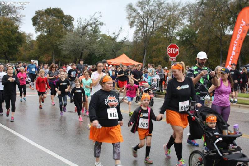 6th Annual Lake Forest Turkey Trot