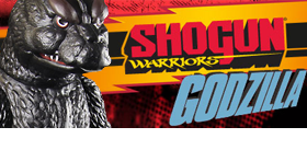 SHOGUN WARRIORS 1964 GODZILLA JUMBO FIGURE