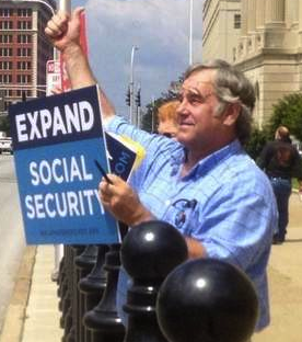 PCCC members say: Expand Social Security!