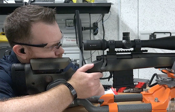 Video—Gun Gear: McMillan Adjustable A-10 Stock