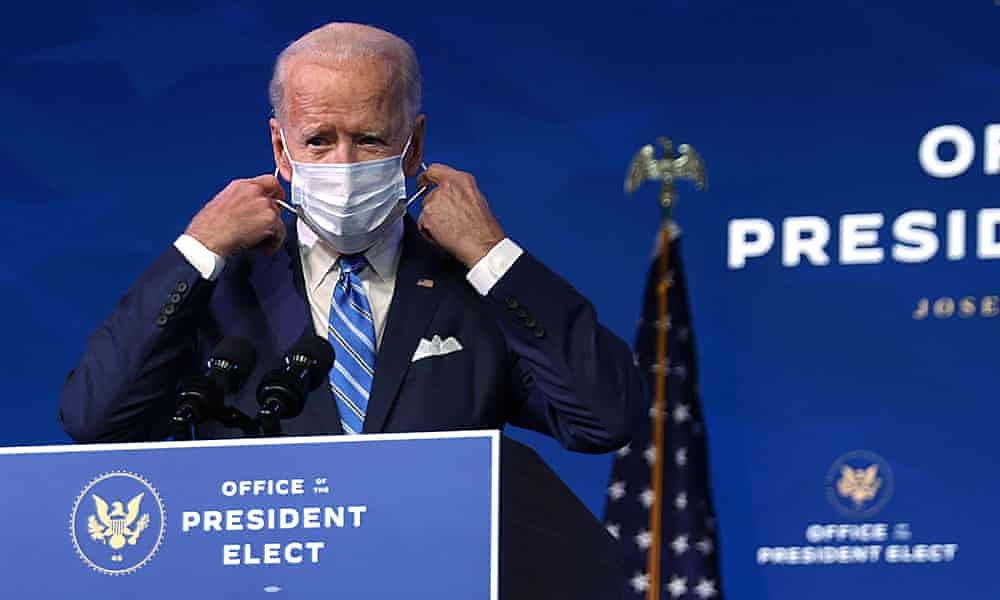 Biden announces coronavirus relief plan as priority to kick-start US economy