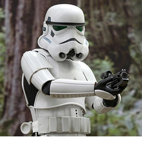 HOT TOYS STAR WARS 1/6 SCALE STORMTROOPERS