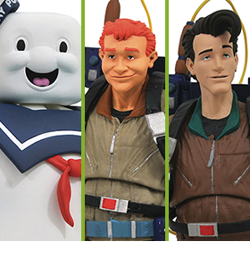 The Real Ghostbusters Select Wave 10