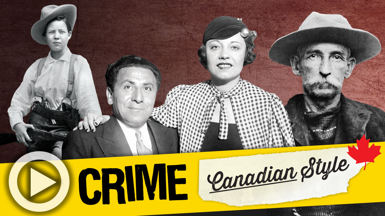 Crime, Canadian Style Video