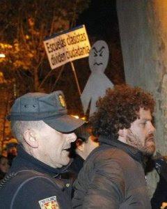Iván Ramírez, durante su detención en 2011.- EFE/ JAVIER LIZÓN