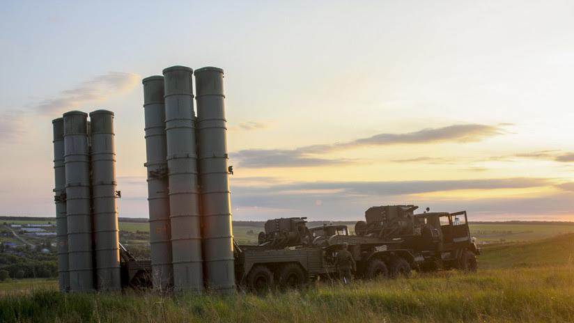 """Moscú: """"El S-300 es un sistema defensivo y EE.UU. no es sincero al decir que amenaza su seguridad"""""""