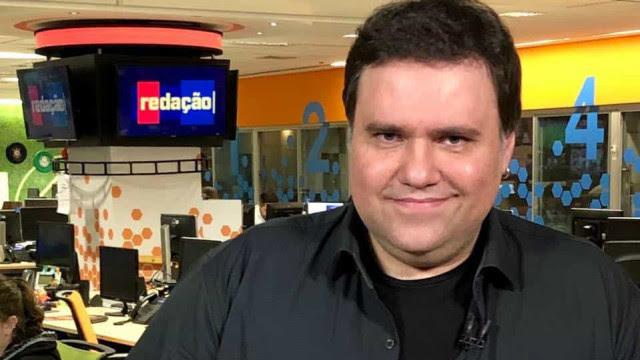 Jornalista Rodrigo Rodrigues, do SporTV, é internado com Covid-19