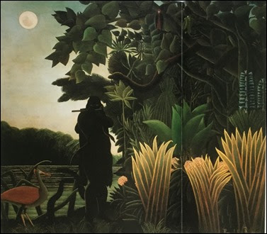Henri Rousseau - The Snake Charmer - 1907