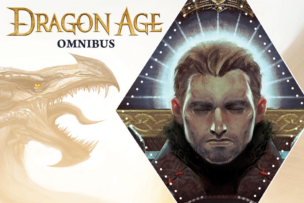 DRAGON AGE OMNIBUS VOLUME 1