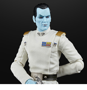 Star Wars: The Black Series Archive Collection Grand Admiral Thrawn