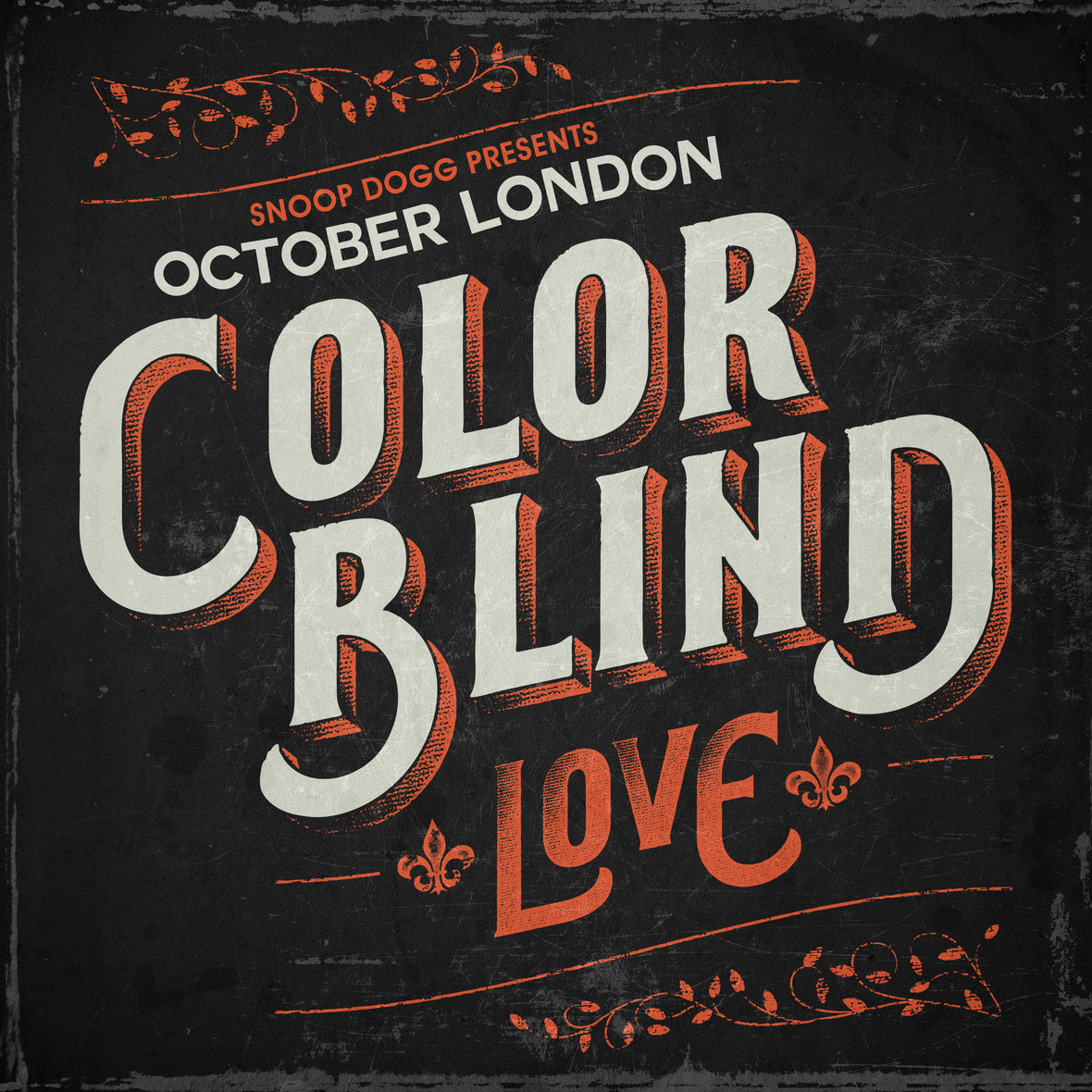 October COLORBLIND Love 3000 FIXED