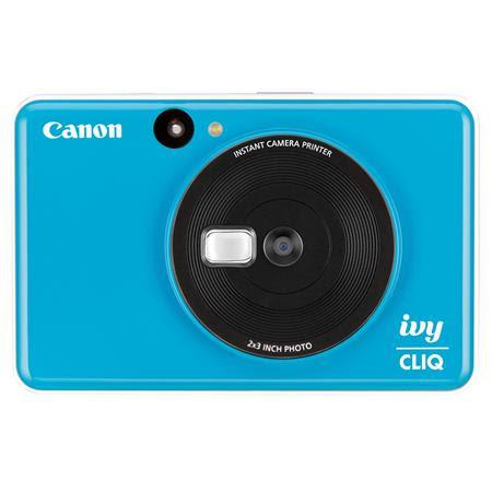Ivy Cliq Instant Camera Printer - Seaside Blue